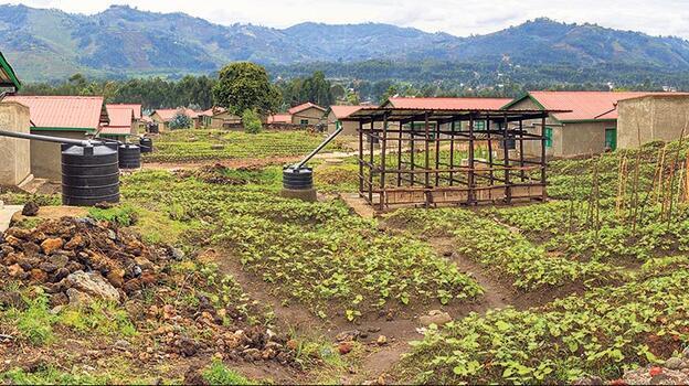 Yağmur ve gri su hasadı projeleri hayata geçecek