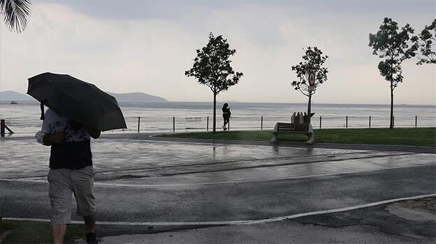 Marmara'da sel kaygısı