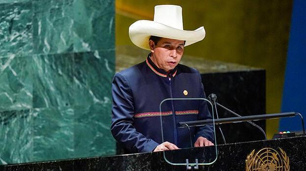 Peru Devlet Başkanı Castillo'dan koronavirüs aşısı için iş birliği çağrısı
