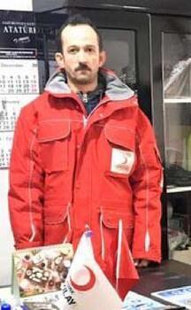 Motosiklet kazasında ölen Kızılay Temsilciliği Yönetim Kurulu üyesiKaçal toprağa verildi