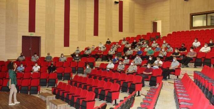 AÜ'de güvenlik görevlilerine 'Etkili İletişim' semineri