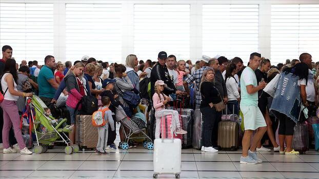 İngiltere'den 3 ayda 200 bin turist bekleniyor