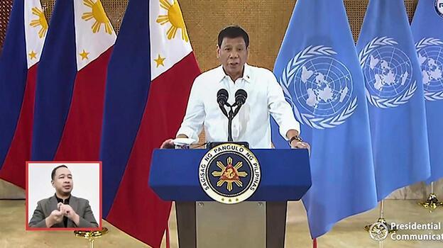 Duterte'den aşı 'stoklayan' zengin ülkelere tepki!