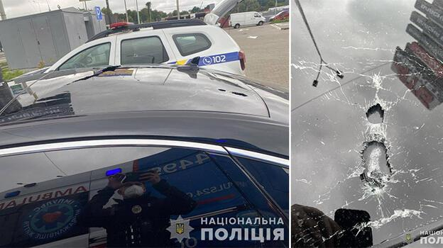 Son dakika: Ukrayna cumhurbaşkanı yardımcısının aracına silahlı saldırı