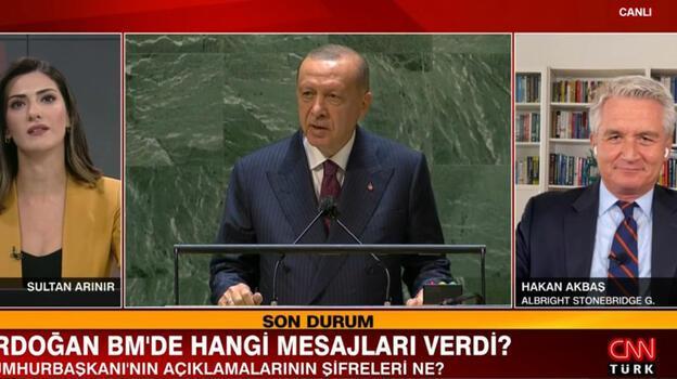 Son dakika... Cumhurbaşkanı Erdoğan'ın konuşmasının şifreleri! Canlı yayında anlattı