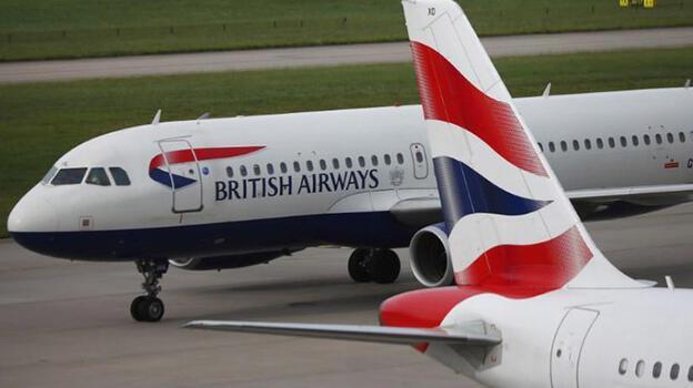 Yolcu uçağı acil iniş yaptı!
