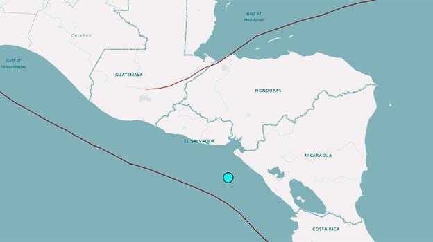 Son dakika... Nikaragua'da 6.5 büyüklüğünde deprem