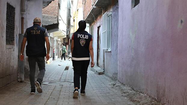 Mersin merkezli 'torbacı' operasyonu! 8 gözaltı