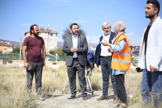 Başkan Bekler: Turhal'ımız gelişmeye devam ediyor