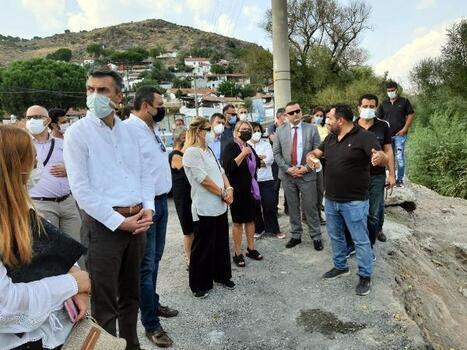 Selinos Antik Kanal Projesi, UNESCO Bergama Danışma Kurulu gündeminde