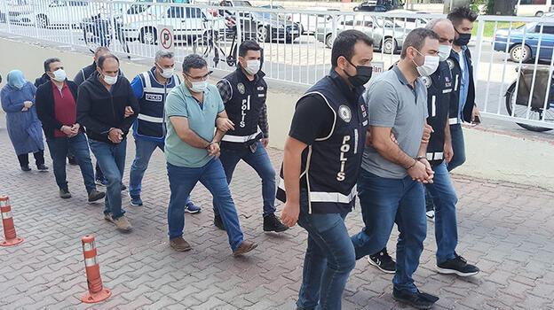 Kayseri'de FETÖ operasyonunda 5 şüpheli yakalandı