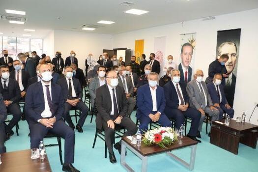 Ereğli'de PTT'nin yeni hizmet binası açıldı