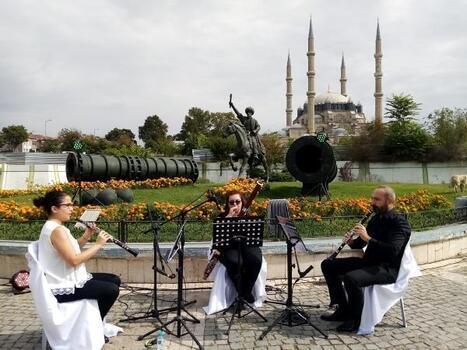 Edirne'nin turistik noktaları, 'Çapraz Trakya Bağlantısı' ile tanıtılacak