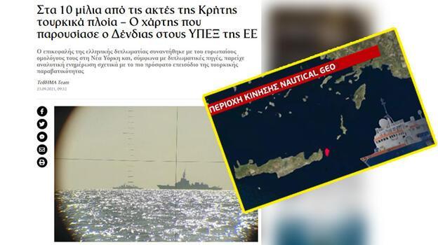 Son dakika... Yunanistan harita sundu! Bu fotoğrafla yayınladılar