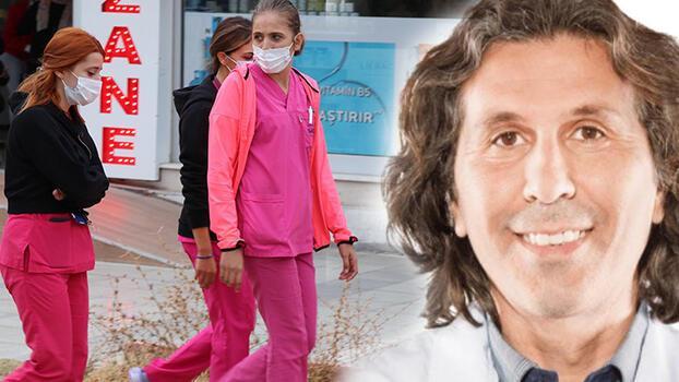 Doktora çalıştığı hastane önünde bıçaklı saldırı!