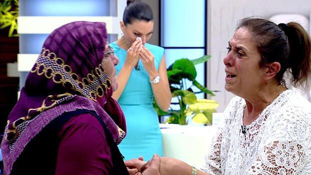 Son dakika... Ece Üner ile Susma da duygusal anlar! Gözyaşları sel oldu