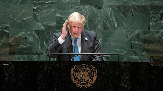 Johnson: Kritik dönüm noktasına yaklaşıldı