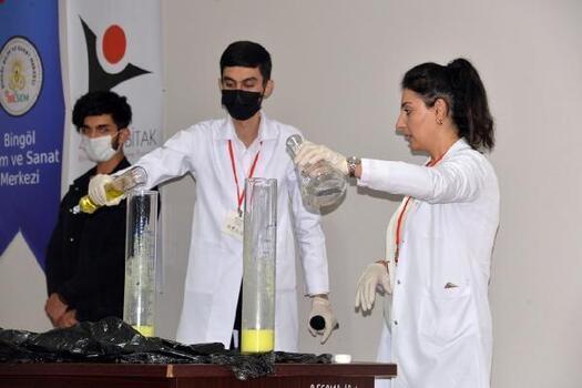 Bingöl'de 3 gün sürecek bilim ve sanat şenlikleri başladı