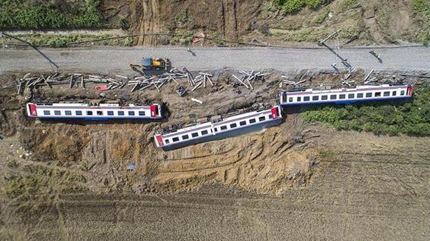 Son dakika: Çorlu'daki tren kazası faciası! TCDD'den 21 milyonluk ödeme