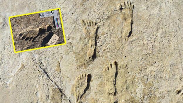 Amerika'daki ilk insanların tarihiyle ilgili kanıtlar ortaya çıktı