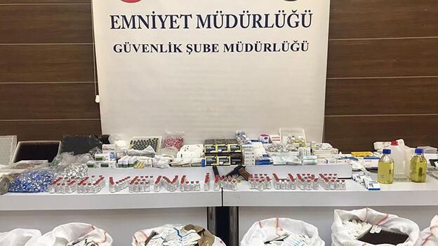 Maltepe'de sahte koronavirüs ilacı üretenlere operasyon