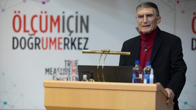 Türk bilim insanı Aziz Sancar, geleceğin parlak beyinleriyle buluştu