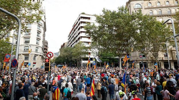 İspanya'yı karıştıran gözaltı