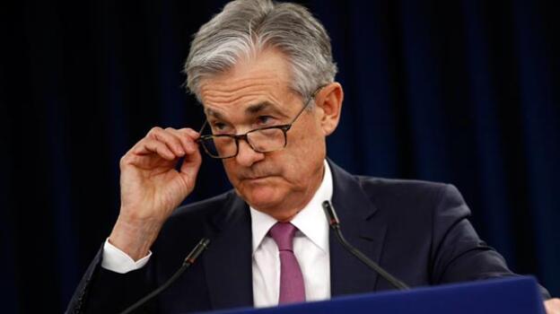 """Fed Başkanı Powell ekonominin """"yeni gerçeğe"""" uyum sağladığını söyledi"""