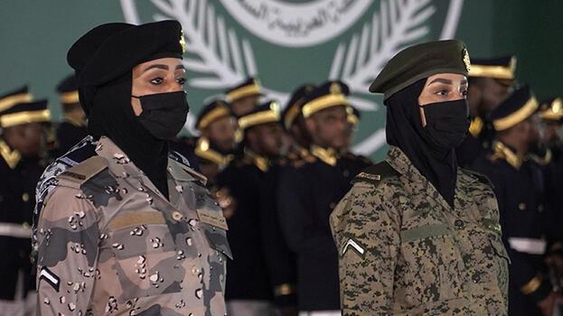 Suudi Arabistan'da bir ilk! Yasak kalktı