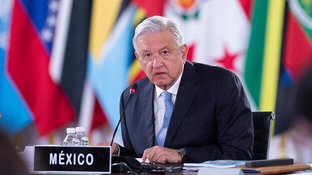 Meksika Devlet Başkanı'ndan 'göçmen kampı' açıklaması