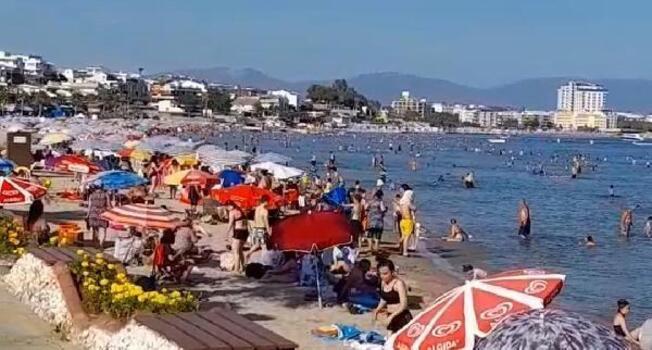 Aydınlı turizmciler pandemiye rağmen sezondan memnun kaldı