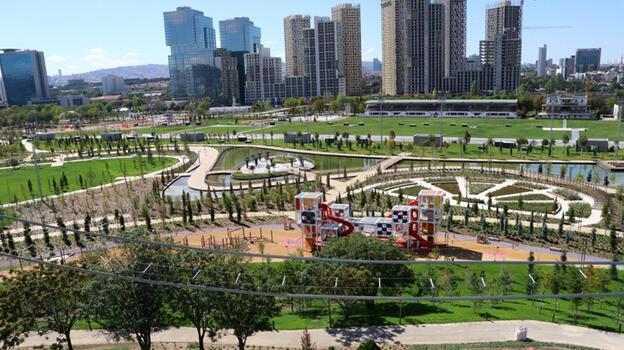 AKM Millet Bahçesi 28 Ekim'de açılacak