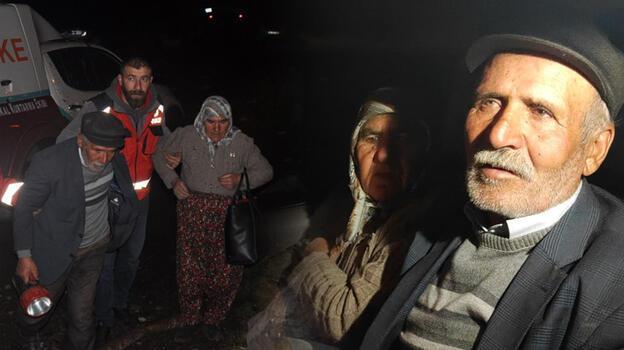Ermenistan sınırındaki yaylada mahsur kalan çift kurtarıldı
