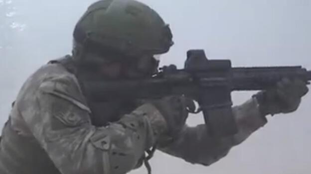 Zeytin Dalı bölgesinde 6 PKK'lı terörist etkisiz hale getirildi