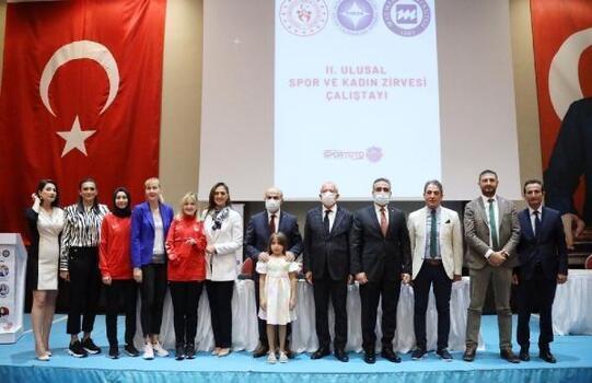 Vali Demirtaş:  Şampiyon sporcularımızın, kız çocuklarımıza ilham kaynağı olacak