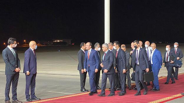 Ticaret Bakanı Mehmet Muş'tan Erbil'e ziyaret