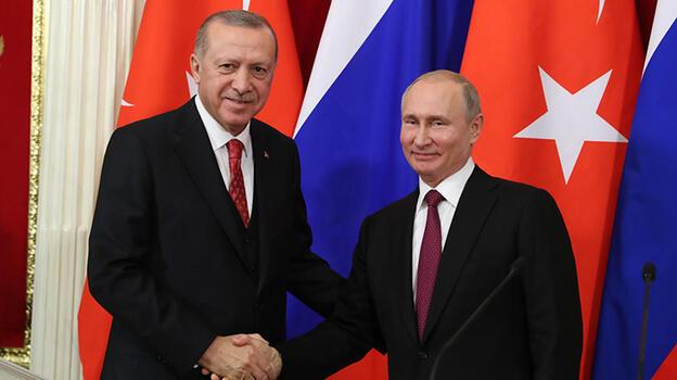 Rusya'dan kritik Erdoğan-Putin zirvesi öncesi açıklama