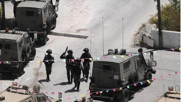 İsrail güçlerinin gözaltı baskınlarında çatışma: 4 Filistinli hayatını kaybetti