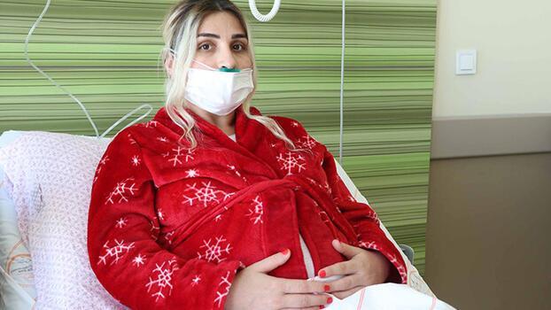 Koronaya yakalanan hamile kadın: Keşke bütün doz aşılarımı yaptırsaydım