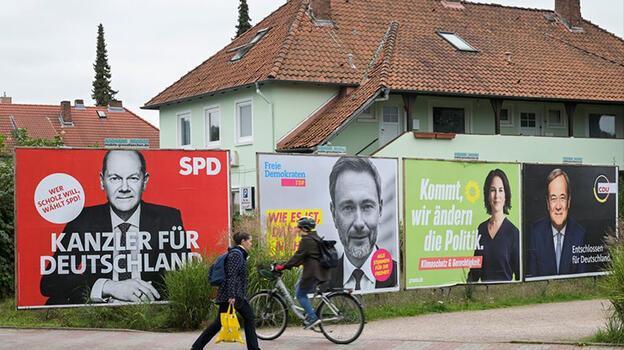 Almanya sandığa gitti! Merkel yerine kim seçilecek?
