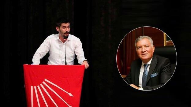 """CHP'li başkandan tehdit! """"Makam odalarına Erdoğan'ın fotoğrafını asanın elini kırarım"""""""