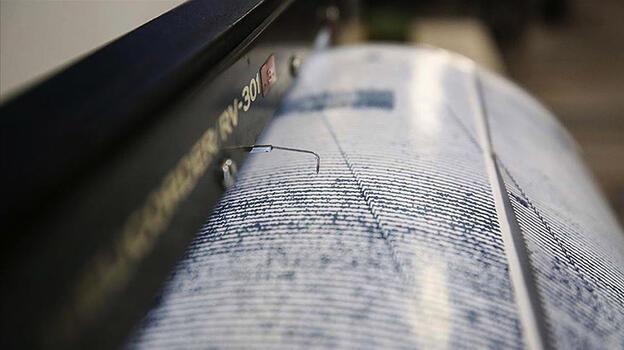 Filipinler'de 5,7 büyüklüğünde deprem