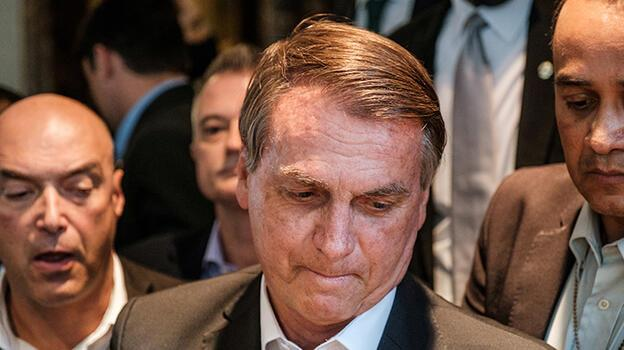 ABD'de koronavirüs yakalanmıştı! Bolsonaro'nun testi negatif çıktı