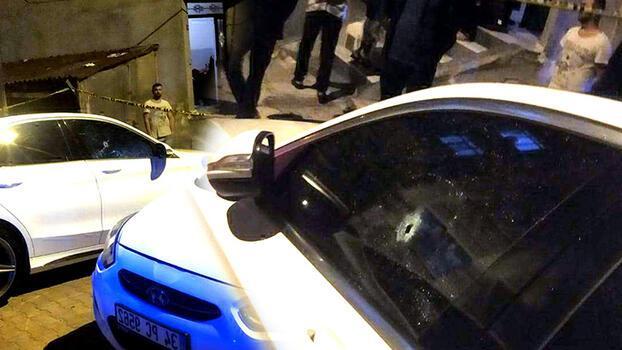 Avcılar'da otomobilde başından vurulmuş halde yaralı bulundu