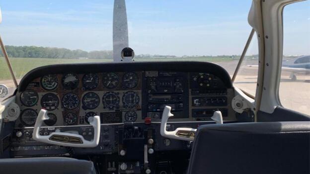 ABD'de küçük uçak düştü, kurtulan yok