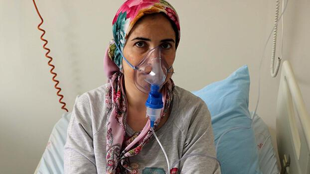Korona tedavisi gören 3 çocuk annesi: Söylentilere inandık, yanlış yapmışız