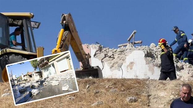 Son dakika haberleri: Yunanistan'da 6 büyüklüğünde deprem