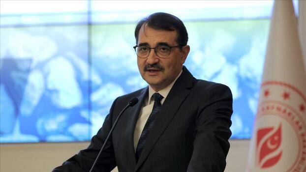 Bakan Dönmez'den keşfedilen doğal gaza ilişkin önemli açıklama