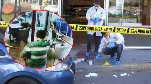 İstanbul'da dehşet! Kahvaltıda buluştuğu 4 arkadaşına kurşun yağdırdı