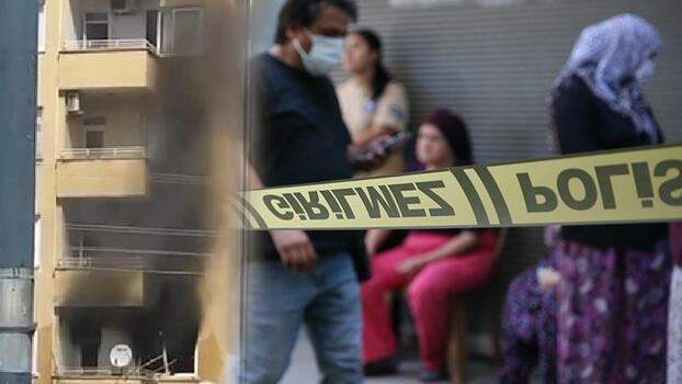 2 çocuk annesi, evinde çıkan yangında feci şekilde can verdi!